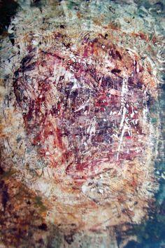 Untitled, Stuart Sutcliffe, 1961-62  Oil on paper