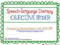 The Queen's Speech: The Objective Binder is here!