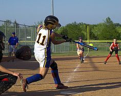 Softball hitting techniques - good softball hitting tips are essential to have success at the plate