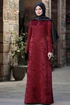 60 Ideas For Party Dress Muslim Fashion Styles Tan Dresses, Dresses For Teens, Modest Dresses, Simple Dresses, Dress Outfits, Abaya Style, Hijab Style, Abaya Fashion, Muslim Fashion