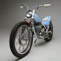 pinterest.com/fra411 #Bultaco Matador 250 by BUSCH & BUSCH | USA