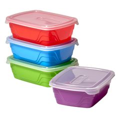 Plastic Air tight & leak-proof Dishwasher microwave and freezer safe BPA free Bread Bin, All Games, Food Coloring, Home And Garden, Colour, Kitchen, Color, Cooking, Cucina