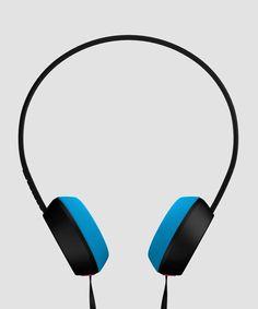 Another beautiful earphones web site