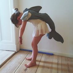 dolphin dance costume