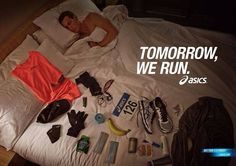 """Tomorrow we run"" (This gives me the race day jitters! I Love To Run, Run Like A Girl, We Run, Just Run, Girls Be Like, Running Quotes, Running Motivation, Fitness Motivation, Running Inspiration"