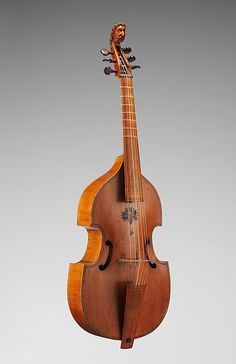In England after 1600, small bass viols such as these began to displace larger consort instruments. Viols of this size remained dominant until the viola da gamba began to go out of fashion in the late eighteenth century (at which point many small bass viols were converted into cellos)