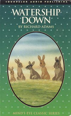 watership down an analysis of the Unique in the annals of animated films, watership down is a serious, even grim tale that many will find relentless and depressing and others will find poetic and moving it doesn't pull any.