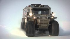 Frozen Tundra Challenged By Insane Off-Road Vehicle This crazy car is specific for a small region that it is difficult to translate their language. There are no expert opinions yet, but this insane off-road vehicle seems pretty extreme. The only thing that is almost sure about this vehicle is that it is the work of the Russianengineering. It is...