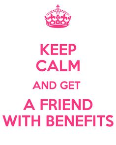 what is meant by friends with benefits