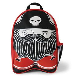 Stuf Backpack- Pirate from Wry Baby