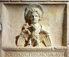 Roman god Sol Indiges