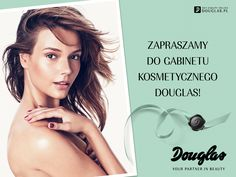 Zapraszamy do Douglas na chwilę relaksu! Już teraz w gabinecie kosmetycznym specjalista Douglas zadba o Twoją skórę i najlepsze samopoczucie!