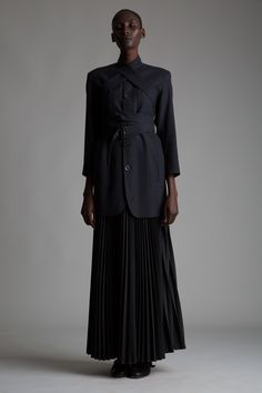 Vintage Jean Paul Gaultier Jacket Designer Vintage Clothing Minimal Fashion
