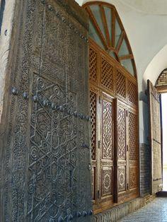 Kunya Ark, Khiva, Uzbekistan