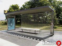 Δείτε τις πιο στυλάτες και παράξενες στάσεις λεωφορείων! (PICS ...