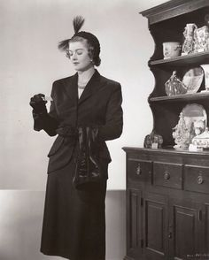 """Myrna Loy publicity still for """"Mr. Blandings Builds His Dream House"""""""