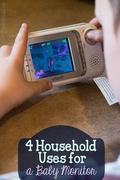 4 other household uses for a baby monitor