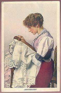 @@@@@@@@@@@ mujeres bordando on Pinterest | Hardanger, Sewing Lessons and Sewing www.pinterest.com