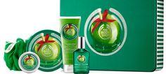 Maçãs verdes 'invadem' The Body Shop
