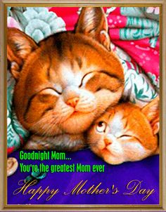 Make your mother proud of you with this cute ecard.
