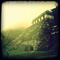 Palenque Maya Ruins Photos