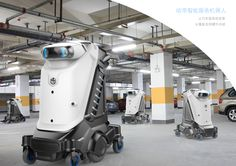 """An intelligent robot designed to fill the gap in """"after market automobile services"""", capable of on-site general washing, waxing, polishing, and interior cleaning."""