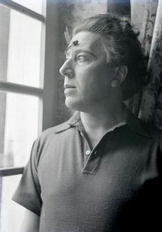 * André Breton, 1935. by Man Ray