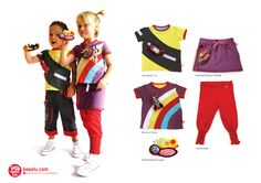 Clothing and a Toy. To dress... and to play! www.beeetu.com