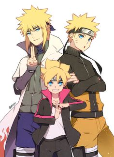 Uzumaki ... ..... Narutooooo T_T ...  ... please come back your youngest time ... what am I saying ... ohhh ... T-T .....