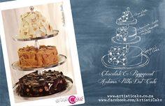 Autumn Polka-dot Cake Chocolate Mousse Cake, White Chocolate, Polka Dot Cakes, Poppy Seed Cake, Fall Cakes, Polka Dot Wedding, Cake Cover, Great Desserts, Cake Ideas