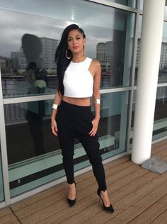 Nicole Scherzinger Outfits The X Factor UK London auditions June 21 2013