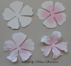 Are you ready to learn how to create another style flower with a die I have used many other times? This flower was created with the Mar...