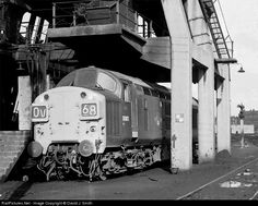 RailPictures.Net Photo: D6811 British Railways Class 37 at Birmingham, United Kingdom by David J. Smith