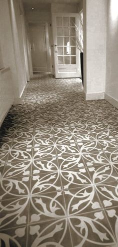 Kalafrana Ceramics Tiles Replica Federation Floor Vintage Look Patterned Spanish Ceramic Encaustic