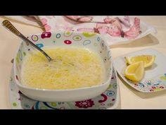 Σούπα φιδές - Συνταγή S.O.S. - YouTube Pudding, Ice Cream, Desserts, Food, Youtube, No Churn Ice Cream, Tailgate Desserts, Deserts, Custard Pudding