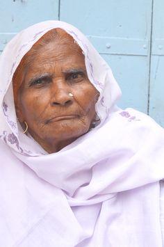 Woman in Bundi, India