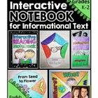 Interactive Reading Notebook & Journal Toolkit - Informational Text (Nonfiction)