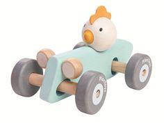 PlanToys Kanan kilpa-auto
