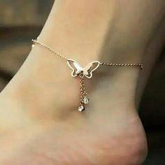 Cute ankle bracelet