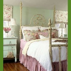 Shabby Chic decor ~~ very good