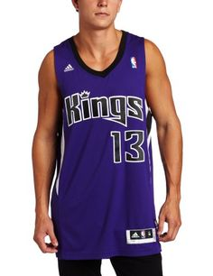 NBA Sacramento Kings Tyreke Evans Road Swingman Jersey Purple Large      Click image to review more details. c912cb57d