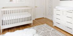 Nursery Inspiration from Little Crown Interiors