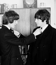 George and paulie