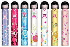 Wholesale   50pcs Lot Kokeshi Doll Umbrella w Hard Case Geisha Girl Japanese Lady China, Japanese Doll Umbrella, Free Shipping-in Umbrellas from Home & Garden on Aliexpress.com | Alibaba Group