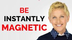 Ellen DeGeneres is a lovable and wonderful human being. You can't help but smile when you watch her. Is it her impeccable hair? Her smile? Her charisma? The Rock, Highly Effective People, Ellen Degeneres, Ted Talks, Her Smile, Humor, You Youtube, You Videos, Pranks