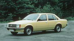 Opel - 1977 - Vuoden '77 Opel Rekord E diesel, 1977–1982.