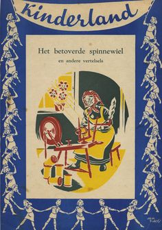 Kinderland - book cover