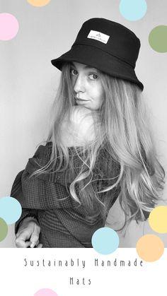 Black Bucket Hat, Orange Hats, Head To Toe, Mindful, 90s Fashion, Sustainable Fashion, Ireland, Street Style, Sun