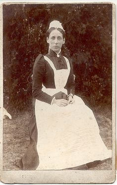 Servant, 1890's