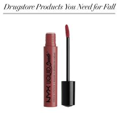 35 Drugstore Beauty Buys You Need for Fall: Lipstick.com